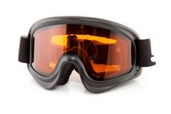 风镜滑雪 库存图片