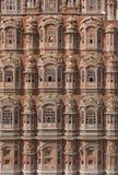 风门面的宫殿 免版税图库摄影