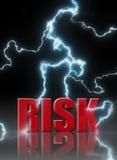 风险管理 免版税图库摄影