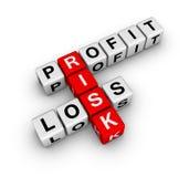 风险 免版税库存图片