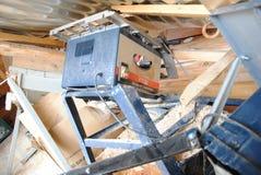 风暴损伤6 库存图片