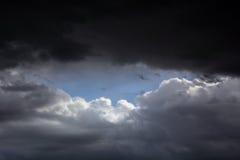 风暴题材 库存图片