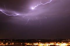 风暴 免版税图库摄影