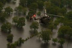飓风哈维 图库摄影