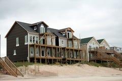 飓风重建 免版税库存图片