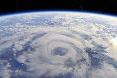 飓风 免版税库存图片