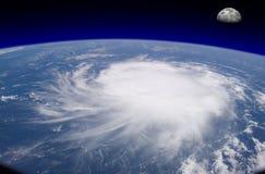 飓风 免版税图库摄影