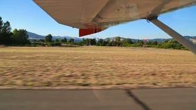 飞机乘出租车 影视素材