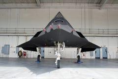 飞机军人秘密行动 免版税图库摄影
