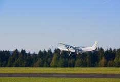 飞机发射小 库存照片