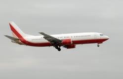 飞机喷气机乘客 库存图片