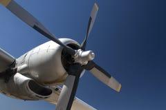 飞机推进器 库存图片