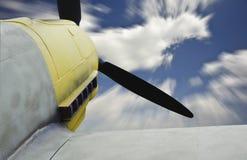 飞机时代飞行德国人二战争世界 免版税库存照片