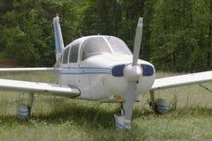 飞机民用专用 图库摄影