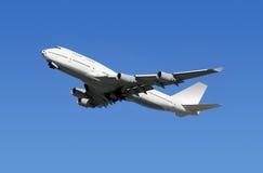 飞机波音 免版税库存图片