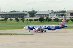 飞机泰国 免版税图库摄影