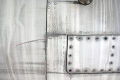 飞机涂层 免版税库存照片