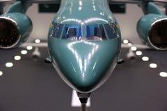 飞机的模型 库存照片