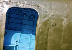 飞机的片段 库存照片