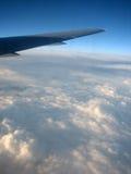 飞机航空 免版税库存图片