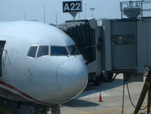 飞机航空 库存照片