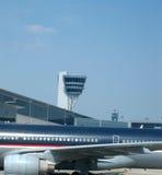 飞机航空 免版税库存照片