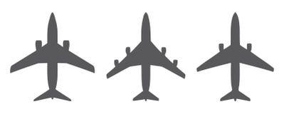 飞机象 库存照片
