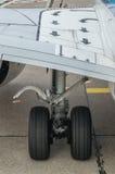 飞机起落架  库存图片