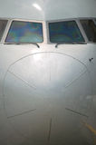 飞机额骨 库存图片