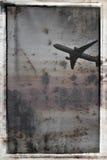 飞机28 免版税库存照片
