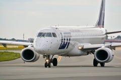 飞机SP-LNF 库存图片