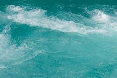 飞溅水波 库存照片