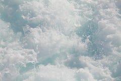 飞溅水的背景 免版税库存图片