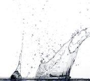 飞溅水 免版税图库摄影
