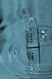 飞溅水 库存照片