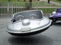 飞碟外籍人太空飞船狂欢节乘驾 免版税库存图片