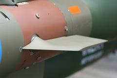 飞翅导弹 库存照片