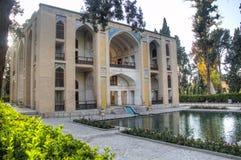 飞翅庭院在喀山,伊朗 库存图片