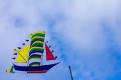 飞船,巴厘岛 免版税图库摄影