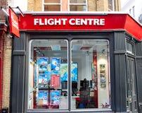 飞行中心办公室和店面 免版税图库摄影