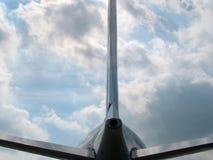 飞行今天想要其中您 免版税图库摄影