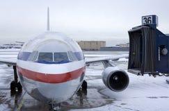 飞行准备 免版税库存图片
