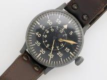 飞行员手表 库存图片