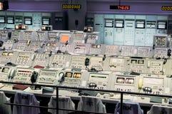 飞行控制中心美国航空航天局 图库摄影
