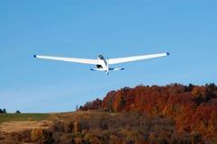 飞行滑翔机 图库摄影