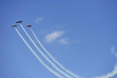 飞行的第二沈阳法库国际国会 库存照片
