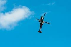 飞行表演2013年,拉多姆2013年8月30日 免版税库存照片