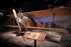 飞行西雅图博物馆 库存照片