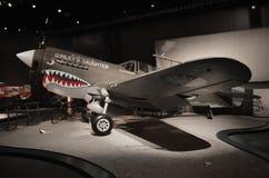 飞行西雅图博物馆 免版税库存图片