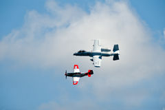 飞行遗产 免版税库存图片